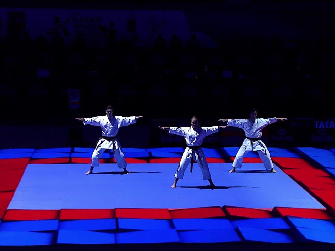 Karate World Championships 2018 Show